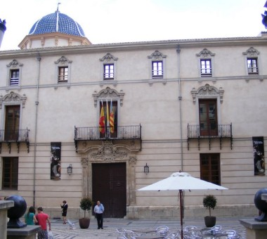 Episcopal Palace of Orihuela in Alicante